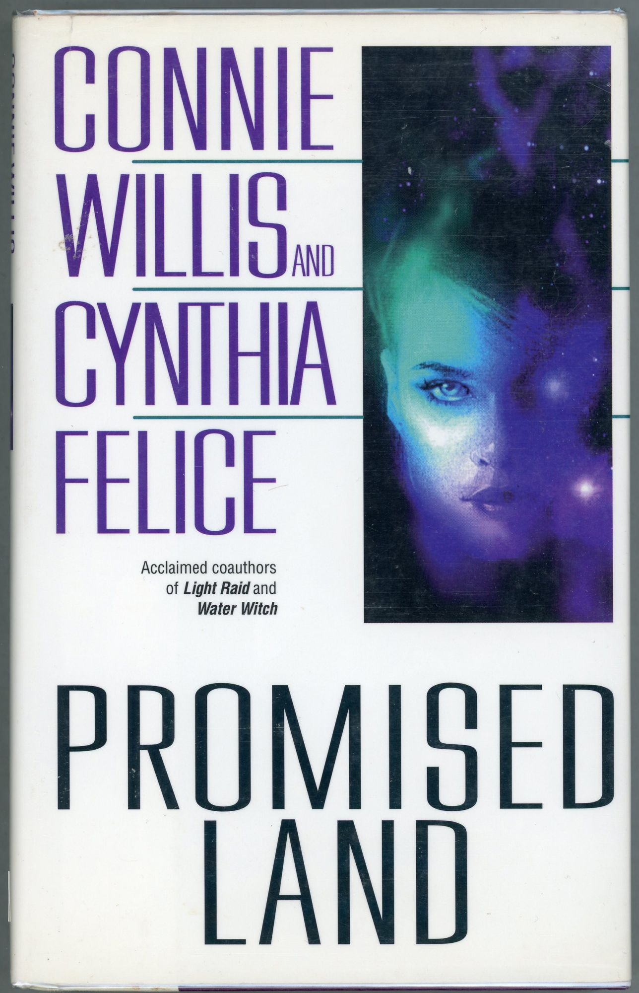 Promised Land Connie Willis Cynthia Felice First Printing