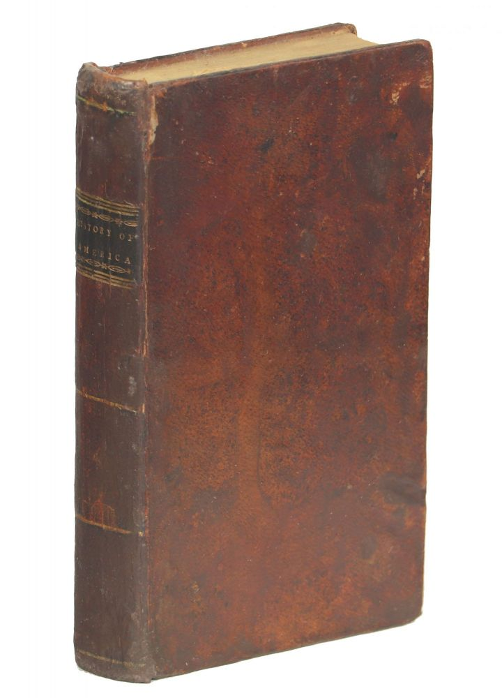 The History of North and South America; From its Discovery to the Death of General Washington. Richard Snowden, Esq.