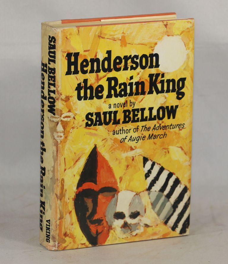 Henderson the Rain King. Saul Bellow.