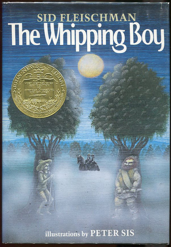 The Whipping Boy. Sid Fleischman.