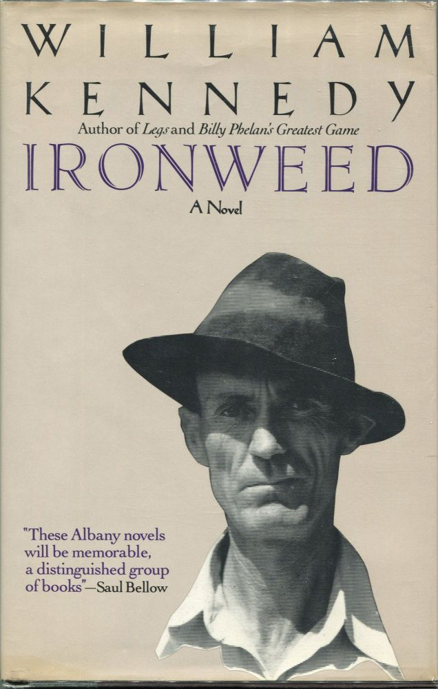 Ironweed. William Kennedy.