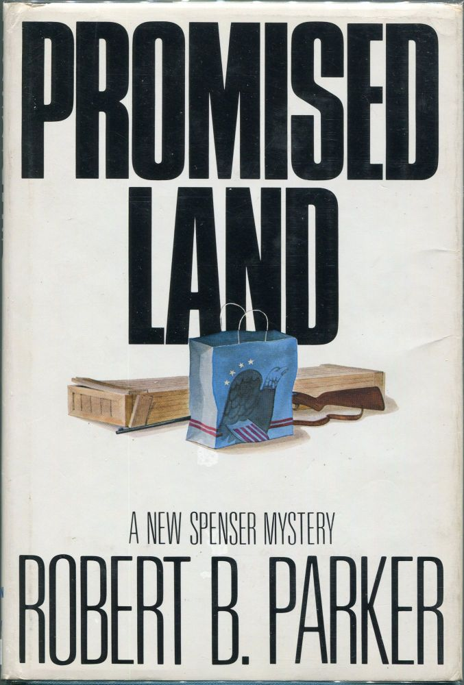 Promised Land. Robert B. Parker.