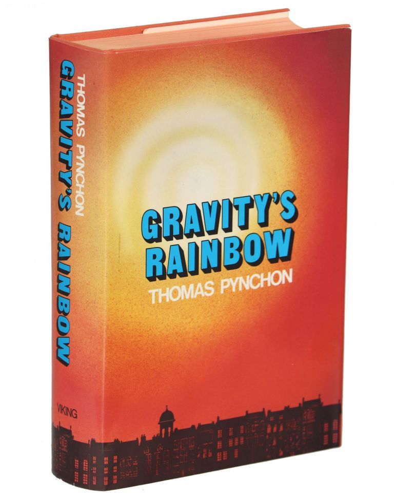 Gravity's Rainbow. Thomas Pynchon.