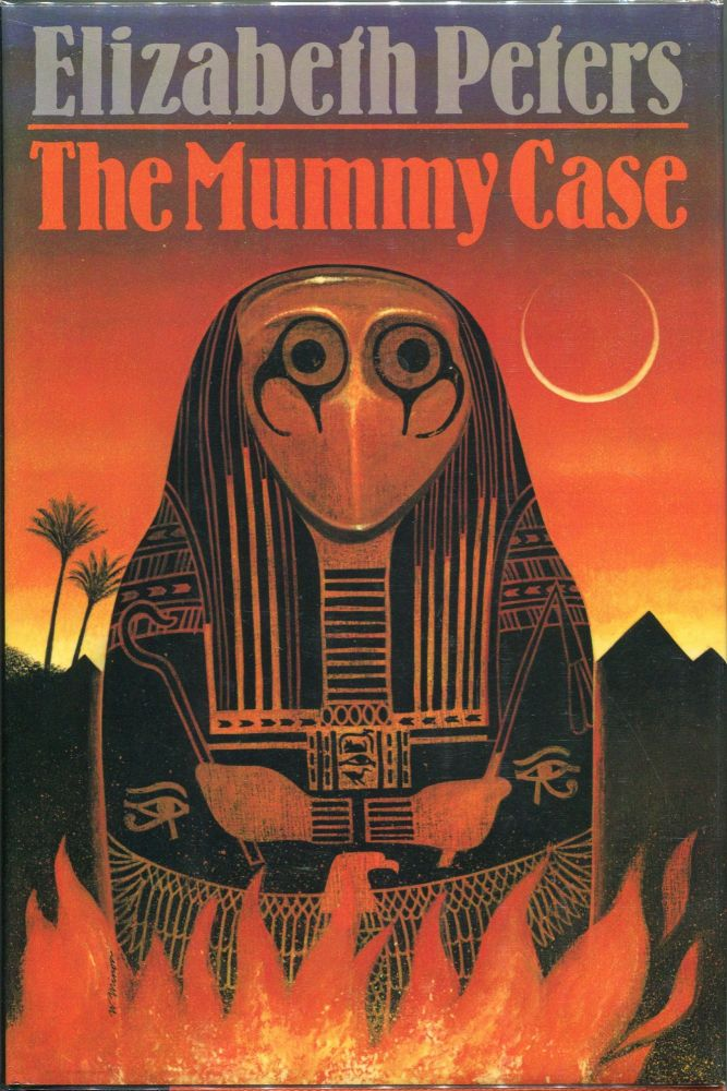 The Mummy Case. Elizabeth Peters, Barbara Mertz.