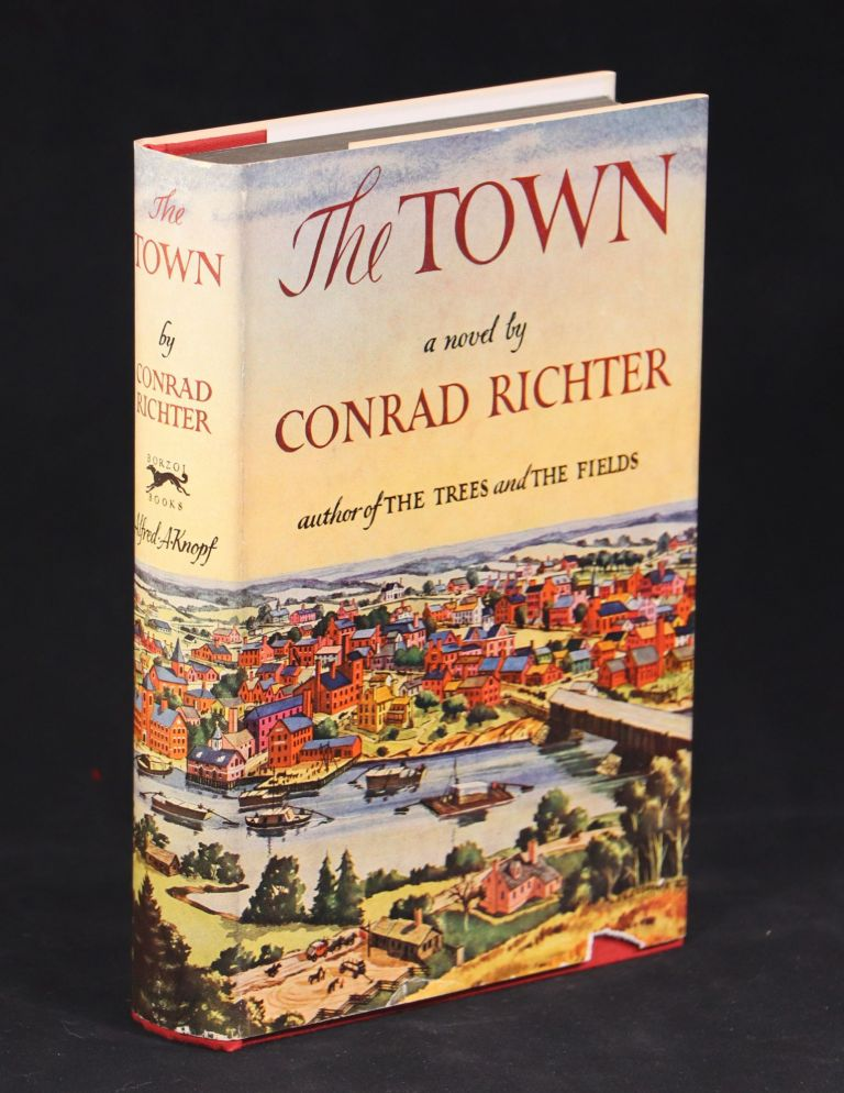 The Town. Conrad Richter.