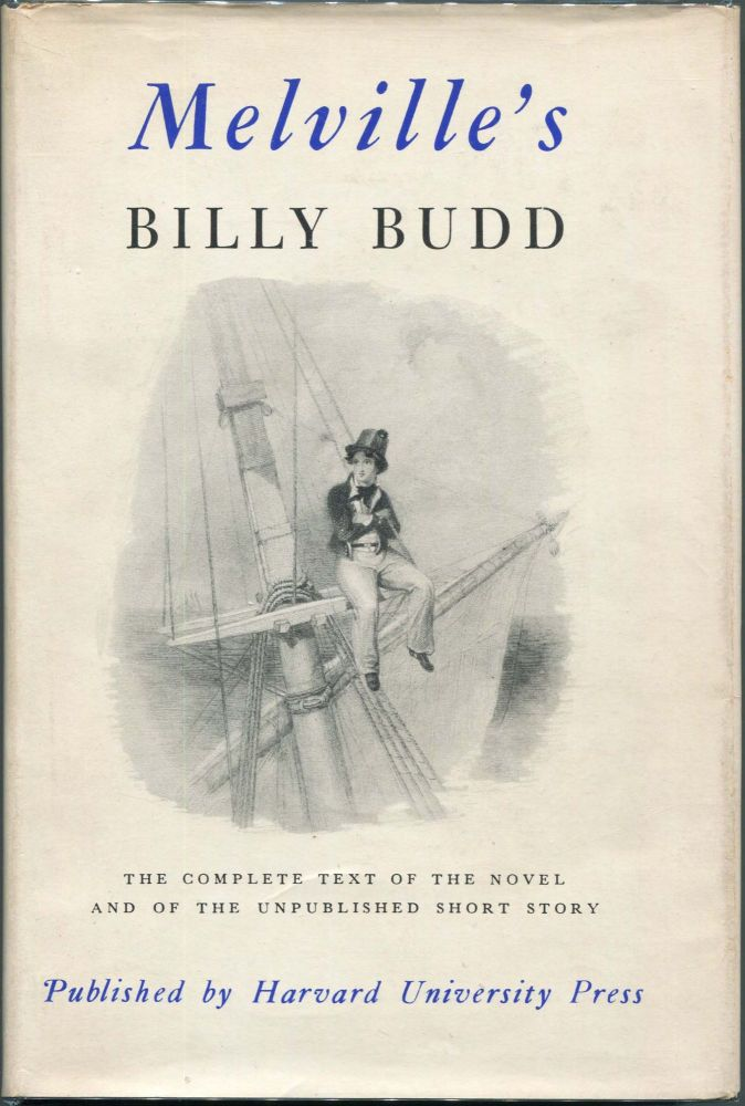 Billy Budd. Herman Melville.