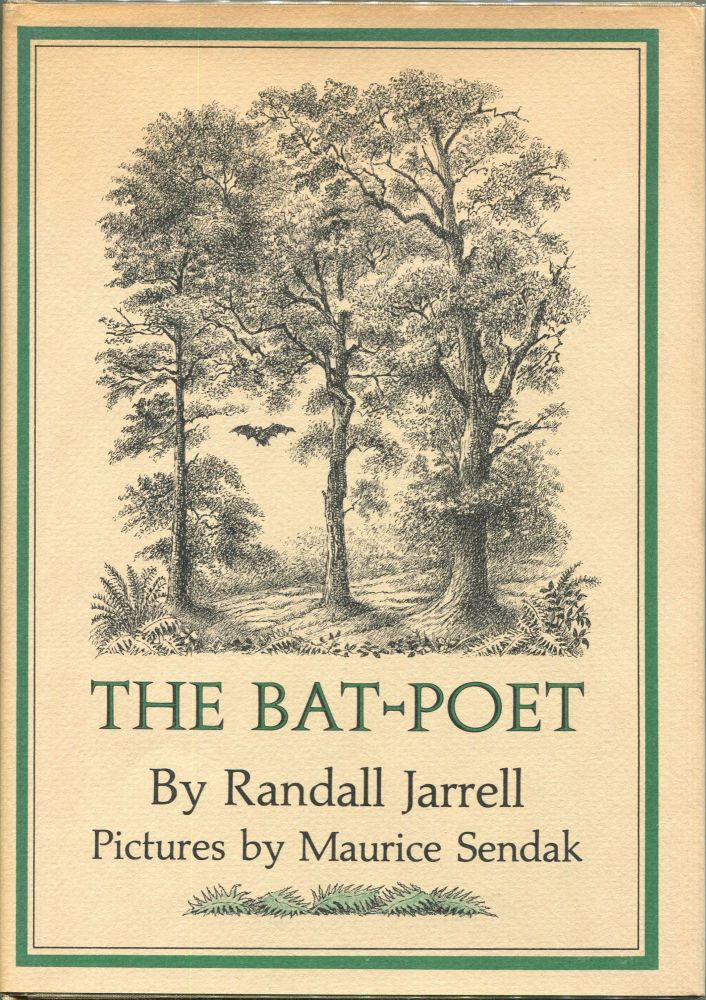 The Bat Poet. Randall Jarrell.