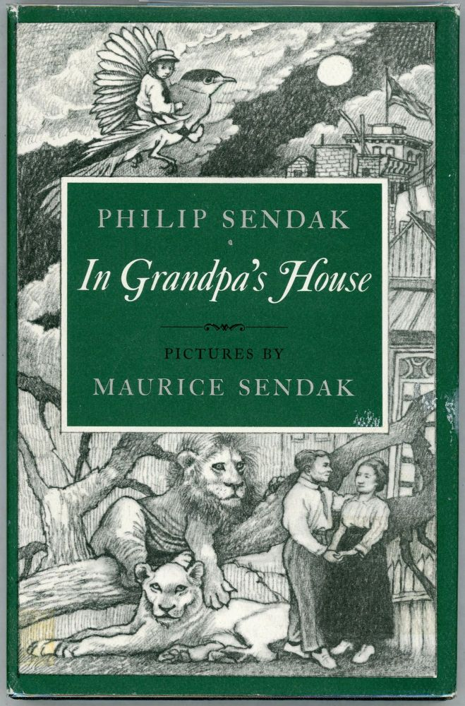 In Grandpa's House; Translated and Adapted by Seymour Barofsky. Philip Sendak.