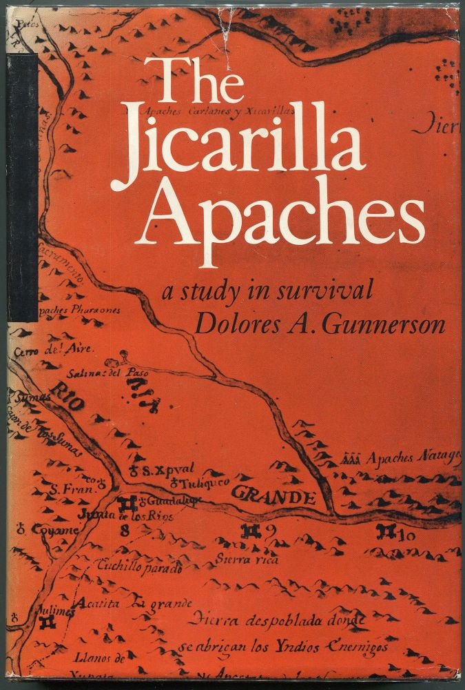 The Jicarilla Apaches; A Study in Survival. Dolores A. Gunnerson.