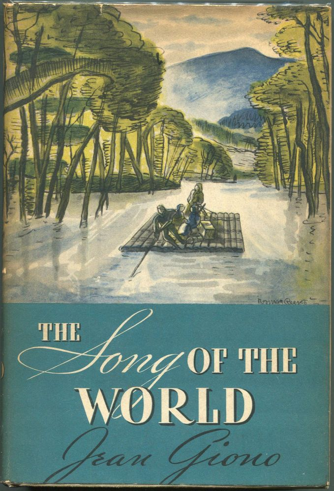 The Song of the World. Jean Giono.