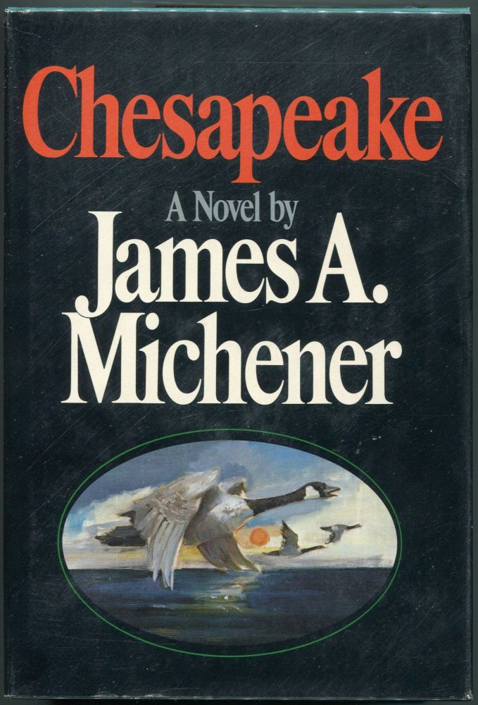 Chesapeake. James A. Michener.
