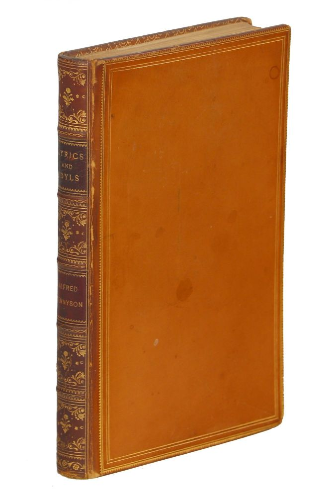 Interludes: Lyrics: and Idyls: From the Poetic and Dramatic Works of Alfred, Lord Tennyson. Lord Alfred Tennyson.