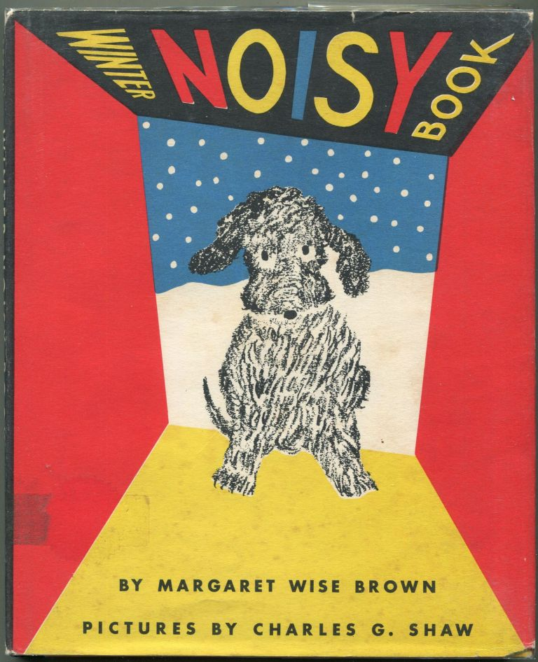 The Winter Noisy Book. Margaret Wise Brown.