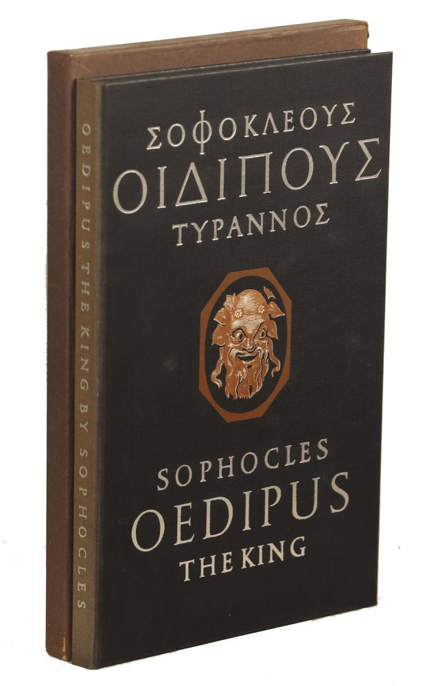 Oedipus the King. Sophocles, Tr. Francis Storr.