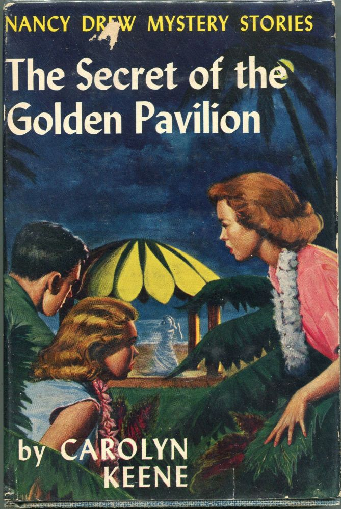 The Secret of the Golden Pavilion. Carolyn Keene.