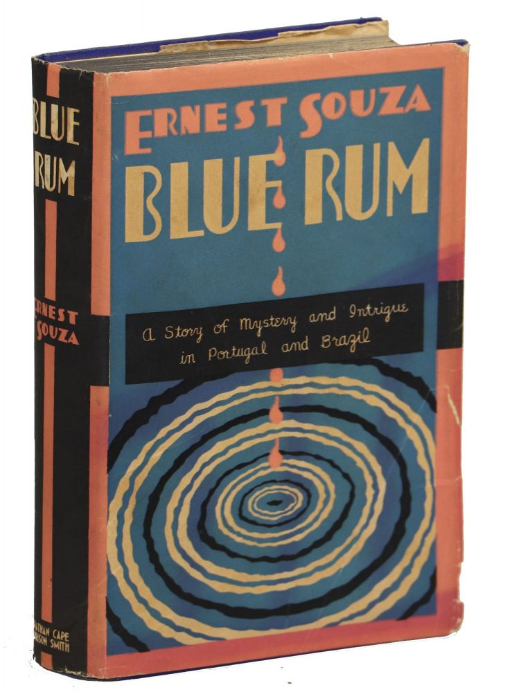 Blue Rum. Ernest Souza, Evelyn Scott.