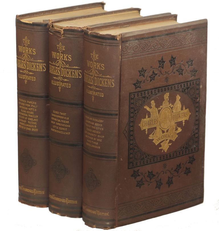 The Works of Charles Dickens. Charles Dickens.