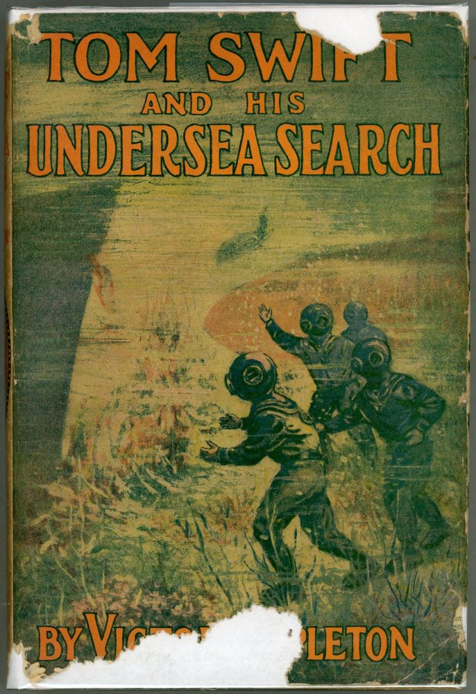 Tom Swift and His Undersea Search; Or The Treasure on the Floor of the Atlantic. Victor Appleton.
