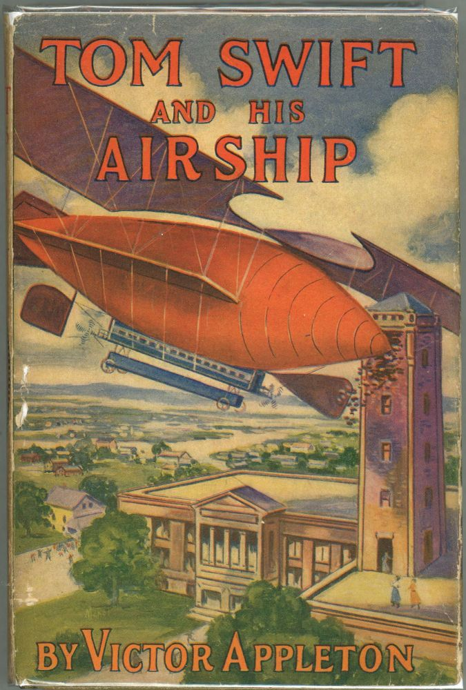 Tom Swift and His Airshp. Victor Appleton.