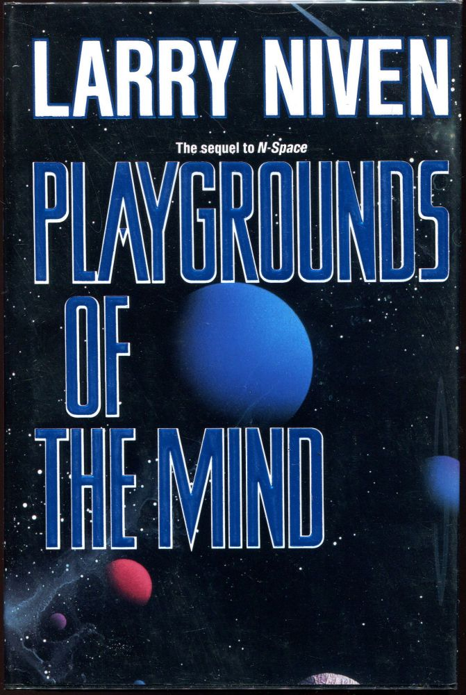 Playgrounds of the Mind. Larry Niven.
