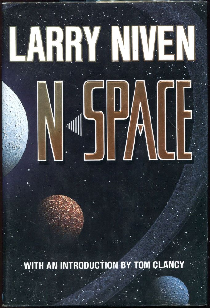 N-Space. Larry Niven.