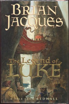 Legend of Luke. Brian Jacques