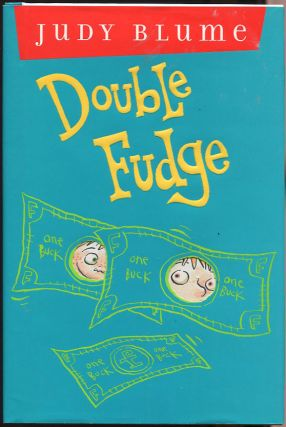 Double Fudge. Judy Blume