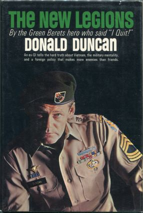 The New Legions. Donald Duncan