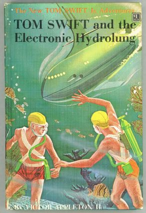 Tom Swift and the Electronic Hydrolung. Victor Appleton II.