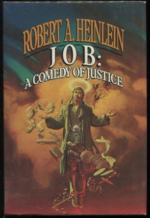 Job; A Comedy of Justice. Robert A. Heinlein