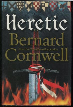 Heretic. Bernard Cornwell