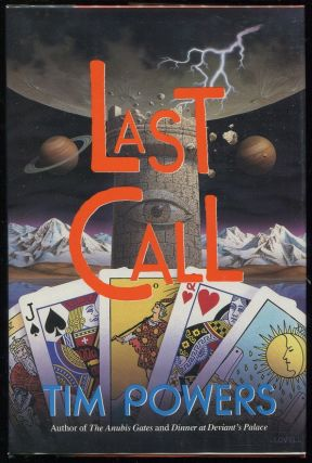 Last Call. Tim Powers