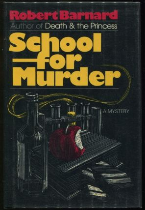 School for Murder. Robert Barnard
