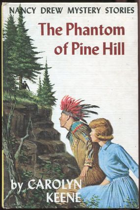 The Phantom of Pine Hill. Carolyn Keene