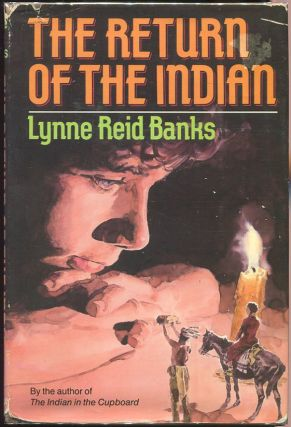 The Return of the Indian. Lynne Reid Banks