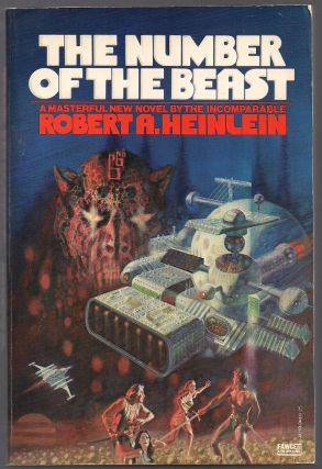 The Number of the Beast. Robert A. Heinlein
