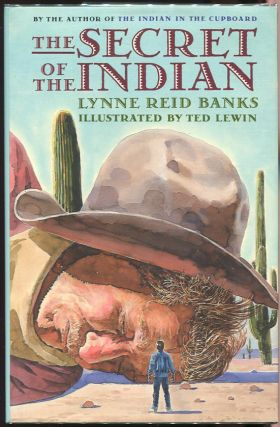 The Secret of the Indian. Lynne Reid Banks