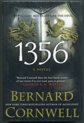 1356; A Novel. Bernard Cornwell