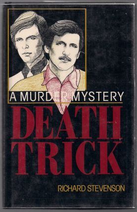 Death Trick. Richard Stevenson