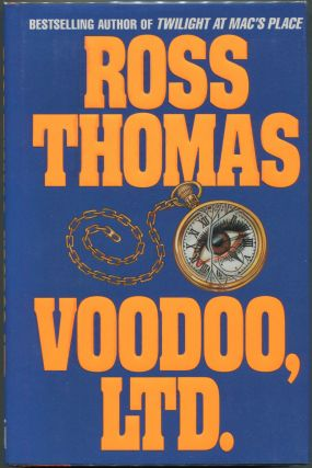 Voodoo, Ltd. Ross Thomas