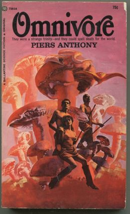 Omnivore. Piers Anthony