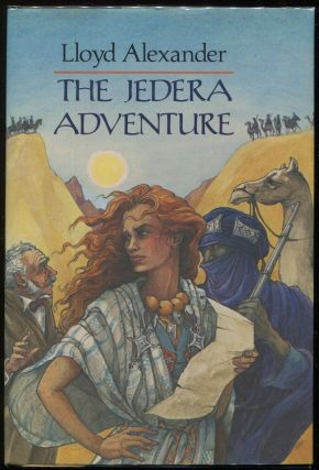 The Jedera Adventure. Lloyd Alexander.