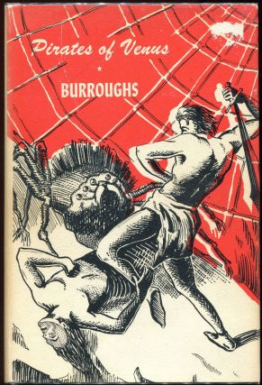 Pirates of Venus. Edgar Rice Burroughs