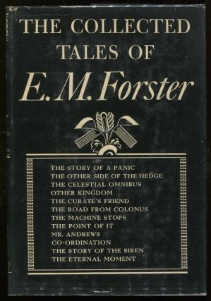 The Collected Tales of E.M. Forster. E. M. Forster.