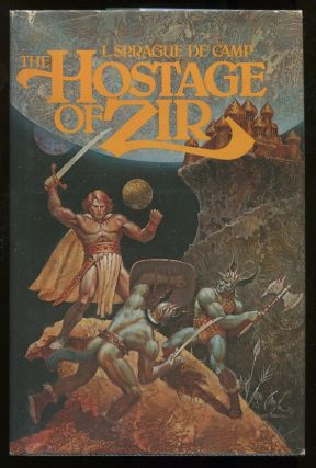 The Hostage of Zir. L. Sprague de Camp