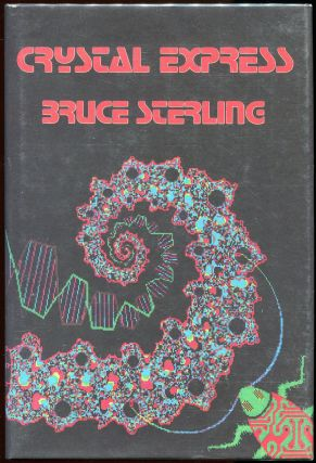 Crystal Express. Bruce Sterling.