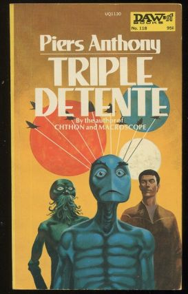 Triple Detente. Piers Anthony