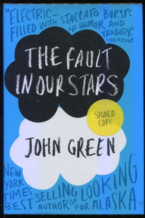 The Fault in Our Stars. John Green.