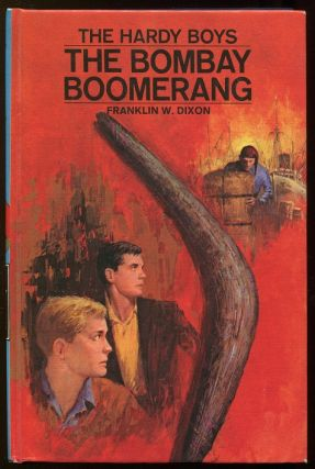 The Bombay Boomerang. Franklin W. Dixon