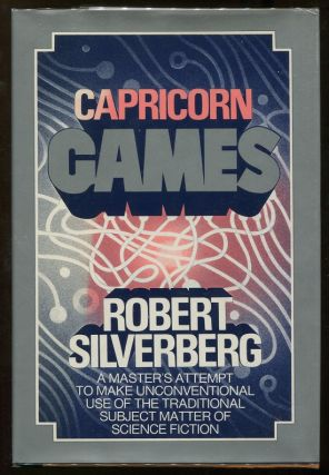 Capricorn Games. Robert Silverberg.